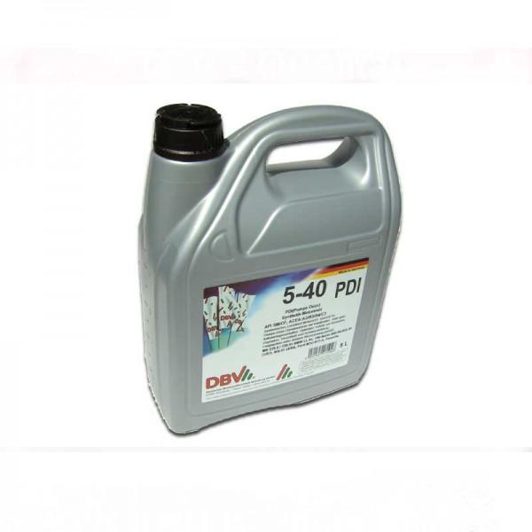 Motorenöl 5W40 5W-40 5 Liter - Pumpe Düse TOP !